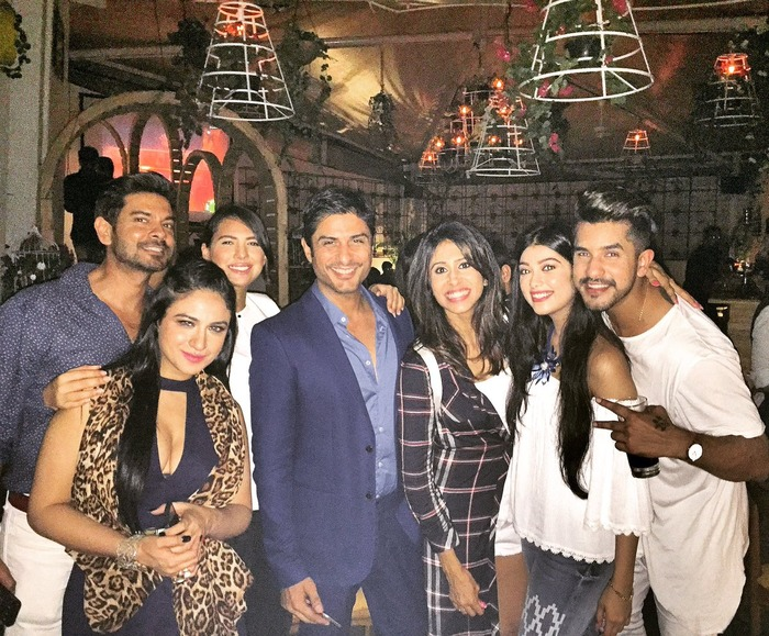 Former Bigg Boss Contestants Reunite For Star Studded Party