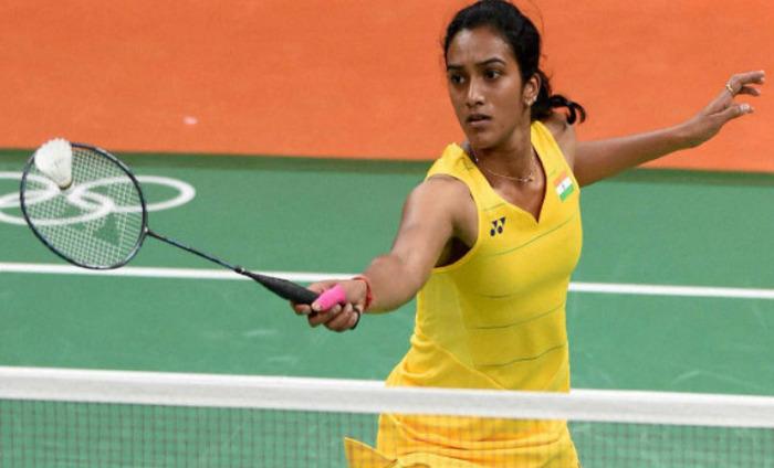 Shuttler Sindhu Enters Rio Olympic Semis
