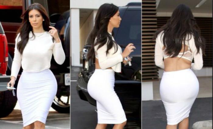 Kim Kardashian West Takes Butt Injections