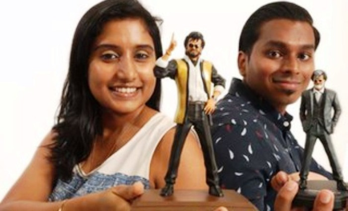 Singapore Company Cashes In From Kabali Figurines