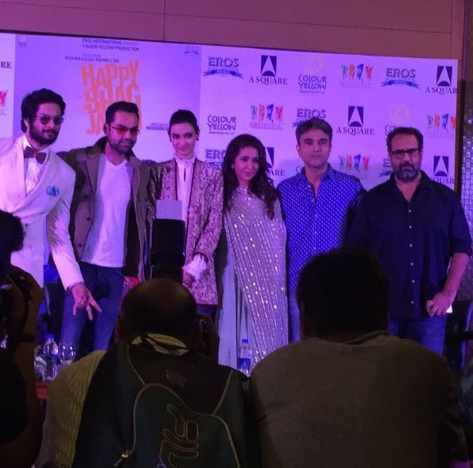 My Happiness Comes In A Small Packet: Abhay Deol