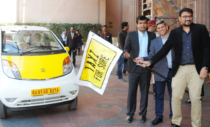 Ola Shutting Down TaxiForSure, Hundreds To Be Laid Off