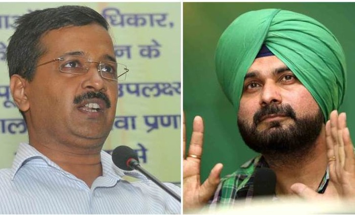Navjot Singh Sidhu Has No Pre Condition Of Joining AAP