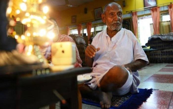 Meet Swami Sivananda From Varanasi: The World's Oldest Man Alive