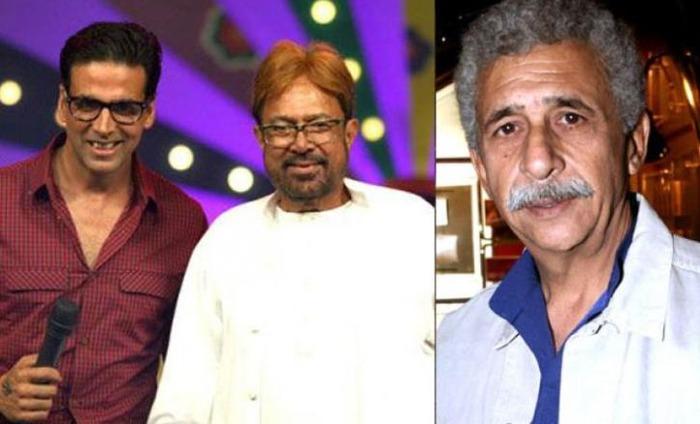 Rajesh Khanna Episode Over With Naseeruddin's Graceful Apology: Akshay