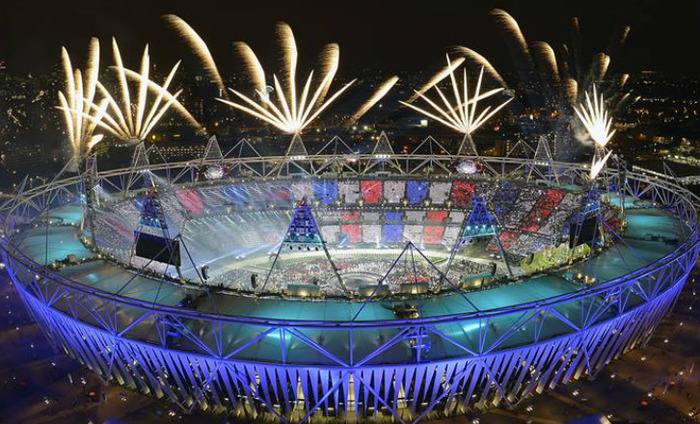 Rio Games Close With A Three-Hour Party, Feeling Of Nostalgia