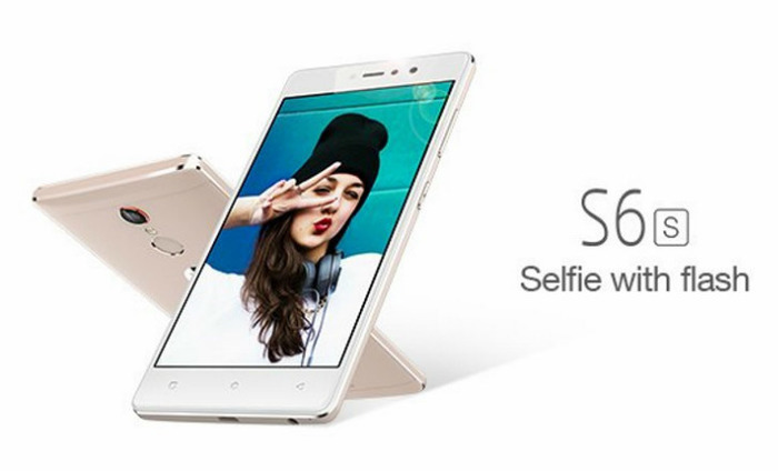 Gionee Launches Selfie-Focussed Smartphone In India