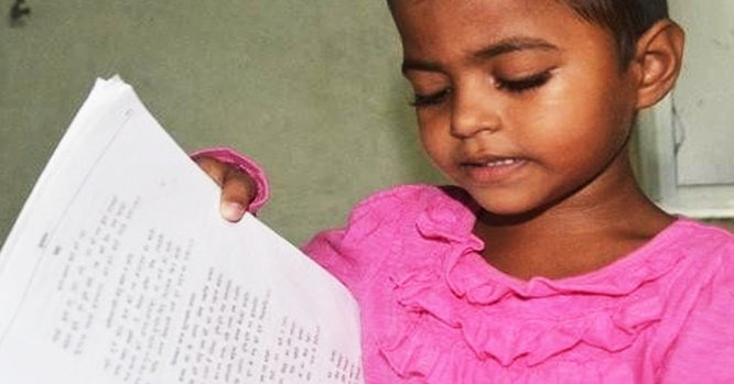 Ananya Verma, 4 Year Old Kid From UP Is Now A Class 9 Student