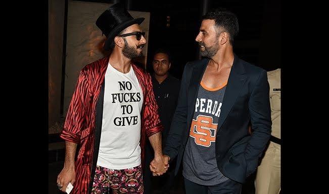 Ranveer Singh Finds Akshay Kumar The Most Energetic Actor