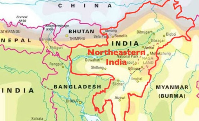 Earthquake Hits Northeast India And Neighbouring Areas