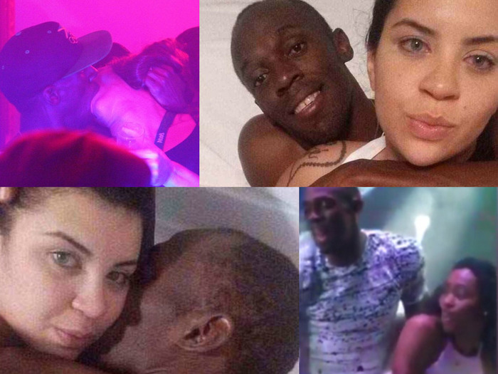 The Wild Side Of Usain Bolt Revealed: Spotted With Multiple Women In Rio