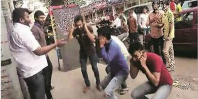 Disgusting: Muslim Workers Humiliated For Not Paying Ganpati Donation In Pune