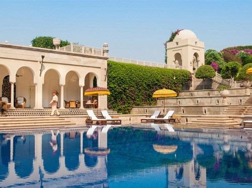 Top 10 Luxury Hotels In Jaipur