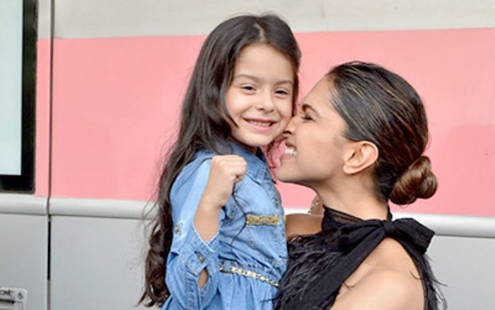 Deepika Padukone Embracing Her Little Vistara Co-Star Cum Fan Is The Best Thing You'll See Today