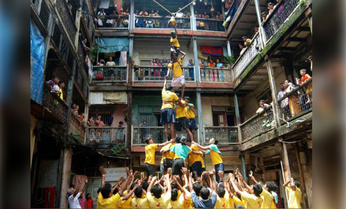 Human Pyramid Can't Go Beyond 20 Ft In Dahi Handi: SC