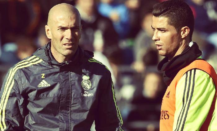 Zidane Reason Behind My Best Season, Says Ronaldo