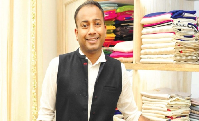 Lakme Fashion Week 2016 Sanjay Garg Ends Textile Day In Style