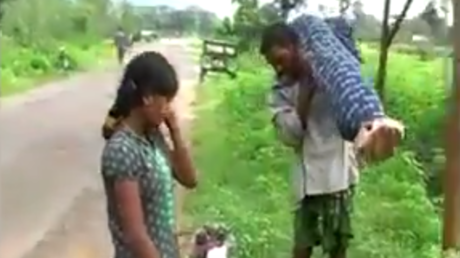 Odisha Horror: Man Carried Dead Wife For 10 Kms After Being Denied A Mortuary Van