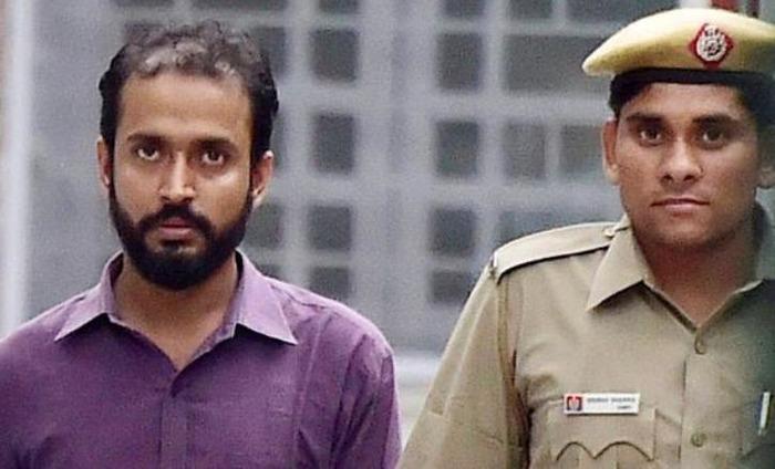 JNU Rape Case Accused Anmol Ratan Sent To Judicial Custody