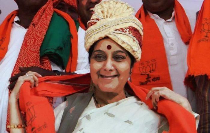 Five Times Sushma Swaraj Proved She Is The True Boss