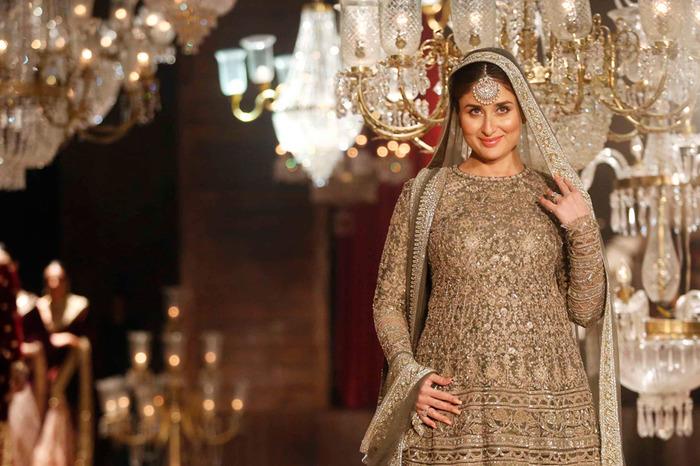 Kareena Kapoor At Lakme Fashion Week