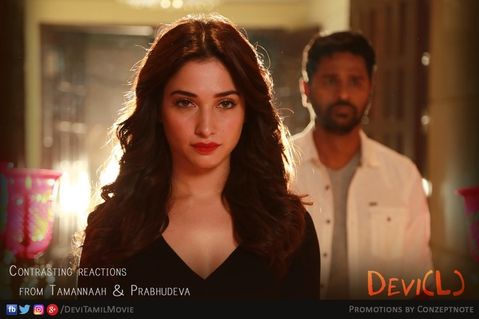 Move Over Kat, Tamannaah's Dance Treat From Abhinetri Is The Coolest Thing You'll See Today