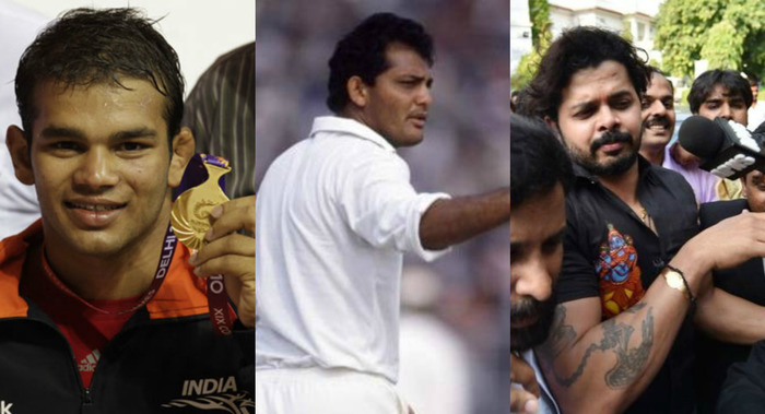 5 Indian Sportsmen Who Have A Tainted Reputation