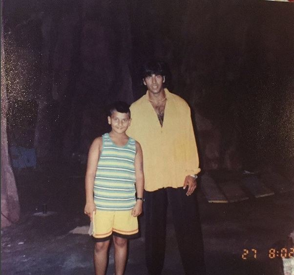 Throwback: Check Out Ranveer's Fanboy Moment With Akshay Kumar