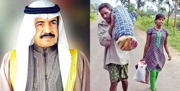 Moved By The Plight Of Dana Manjhi From Odisha, Bahrain Prime Minister Offers To Help