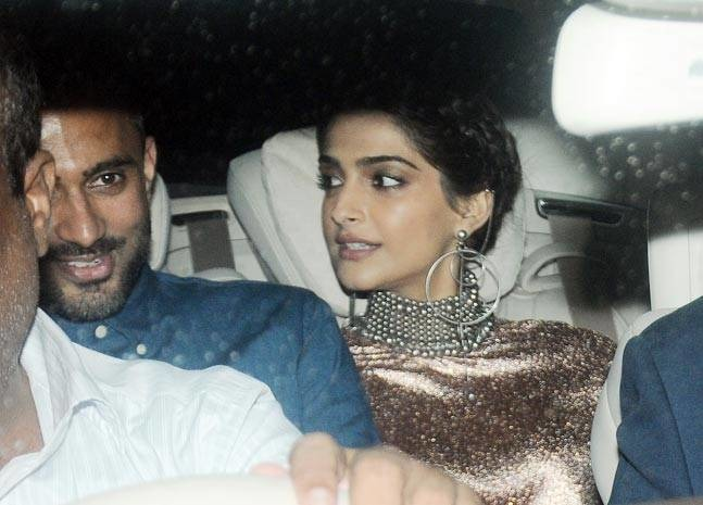 Is Sonam Kapoor Dating This Good-Looking Lad Named Anand Ahuja From Delhi?