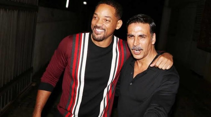 Hollywood Star Will Smith Parties The Night Away With Bollywood; See Photos