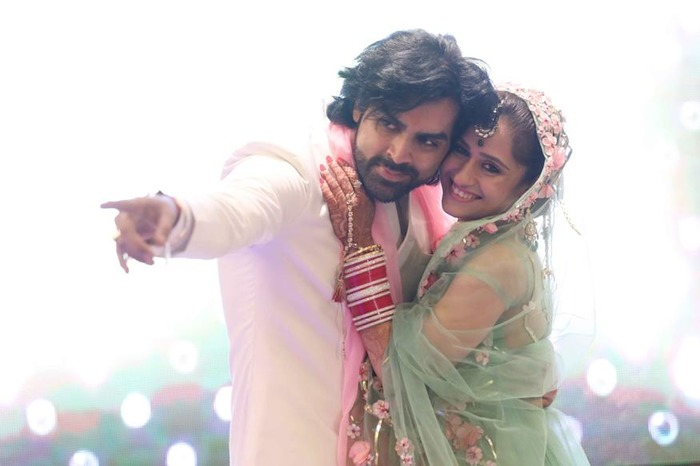 Hunar Hale And Mayank Gandhi Finally Tie The Knot