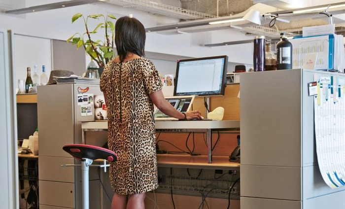 Here's How You Can Reduce Weight At Work