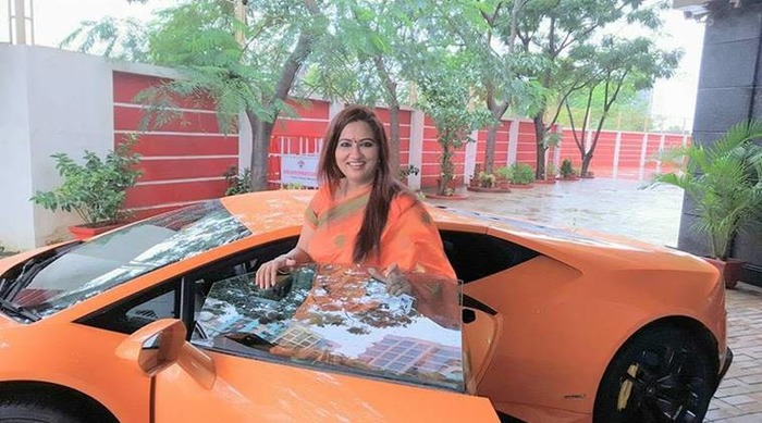 BJP MLA Gifts Wife A Lamborghini, 30 Minutes Later She Crashes It