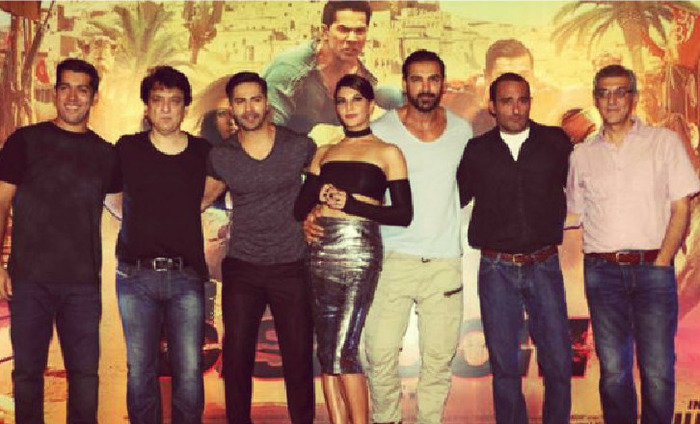 'Dishoom' Team Planning A Screening For Indian Cricket Team In West Indies