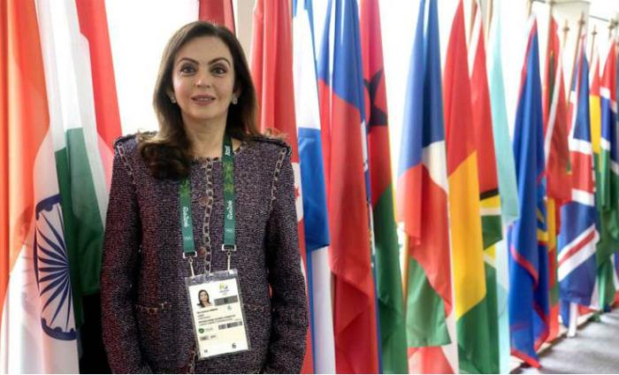 Nita Ambani Becomes First Indian Woman Member Of IOC