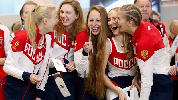 IOC Approves 271 Russian Athletes To Compete In Rio