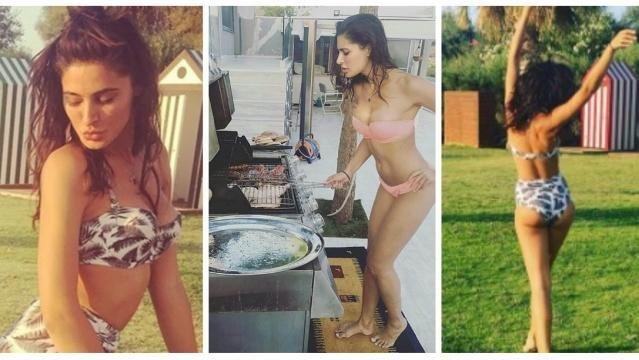 9 Photos Of Bikini Clad Nargis Fakhri That Are Hot AF!