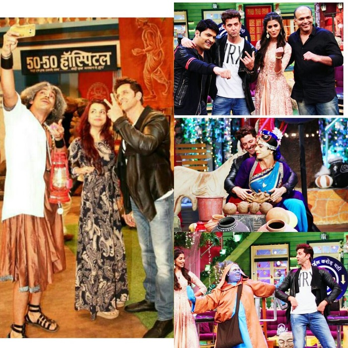 Hrithik Roshan On The Kapil Sharma Show Is The Best Episode Ever