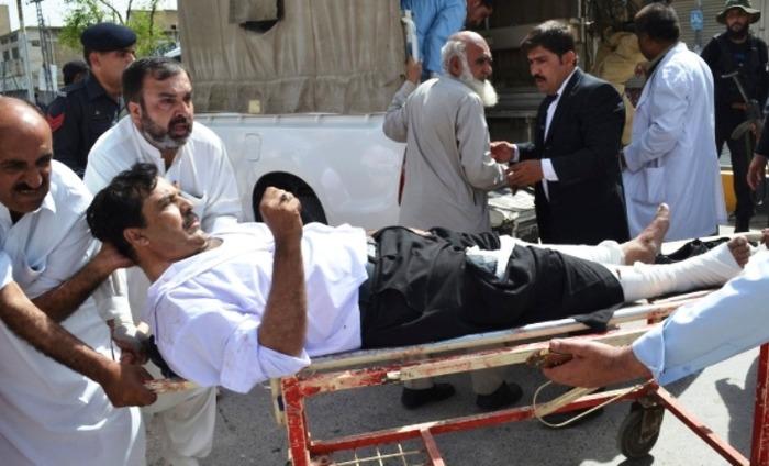 Pakistan Bomb Attack Kills 53 In Quetta Attack