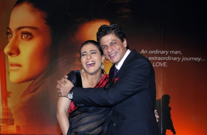 Not All Was Well Between Bollywood Besties Shah Rukh Khan & Kajol, Initially