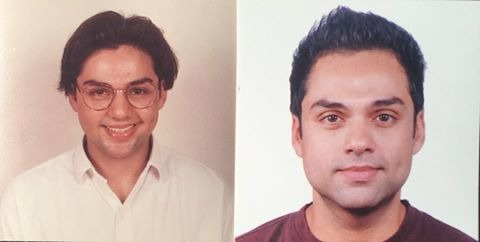 This Passport Picture Of Abhay Deol Is The Cutest Thing You'll See On The Internet Today!