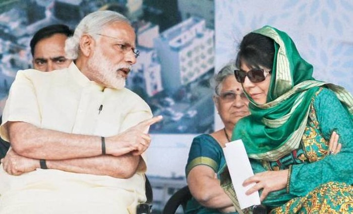 Mehbooba Mufti Urged Narendra Modi To Open Dialogue With People Of The Valley