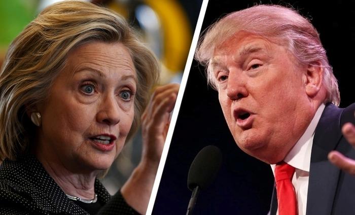 Donald Trump Accuses Hillary Clinton Of Iranian's Execution