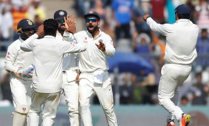 India Thump England By Innings And 36 Runs, Clinch Series