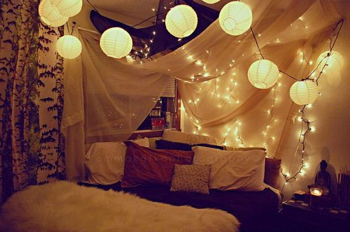 5 Truly Out Of The Box Ideas To Light Up Your Bedroom