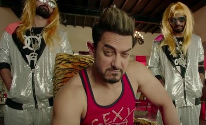 I'm 'Tadka In The Dal' Of 'Secret Superstar': Aamir Khan