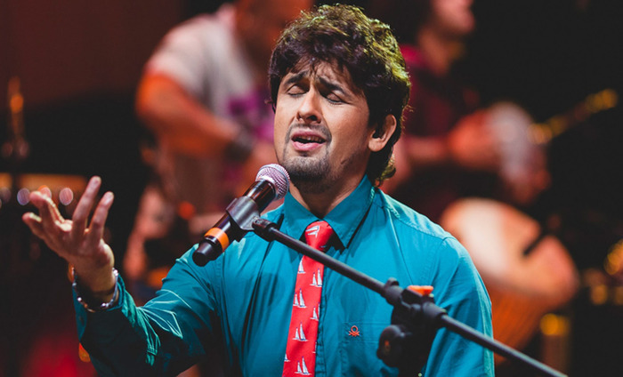 Sonu Nigam Appointed As The Goodwill Ambassador For 'Fight Hunger Foundation'