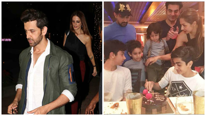 Bollywood Celebrities Who Are Still Friends With Their Ex