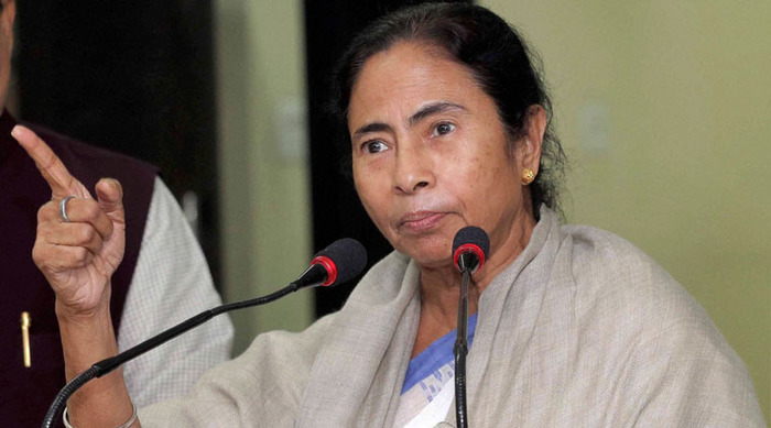 Mamata Locks Self In Office To Protest Army At Toll Booths